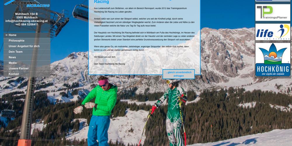 Hochkönig-Skiracing.at